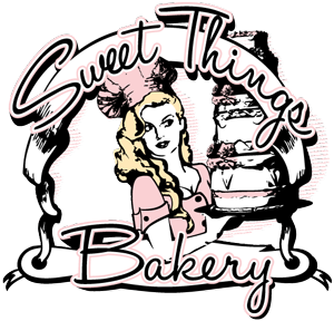 clipart freeuse library Sweet things nashville. Drawing store bakery
