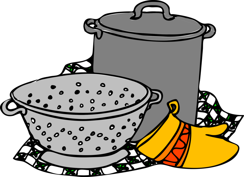 graphic royalty free stock Baking drawing kitchen. Cookware frying pan cooking