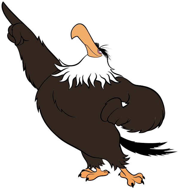 picture library stock Screaming clipart. Bald eagle free on.