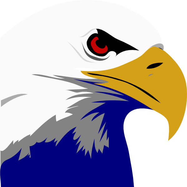 jpg royalty free Bald clipart. Eagle clip art at