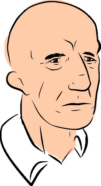 freeuse stock Man . Bald clipart