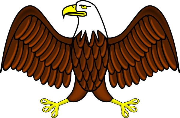 clip art royalty free Bald clipart bald baby. The eagle is national