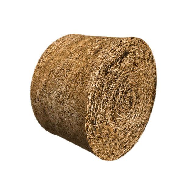 clip library Round Hay Bale transparent PNG
