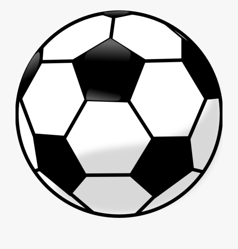 banner transparent download Soccer clip art free. Ball clipart.