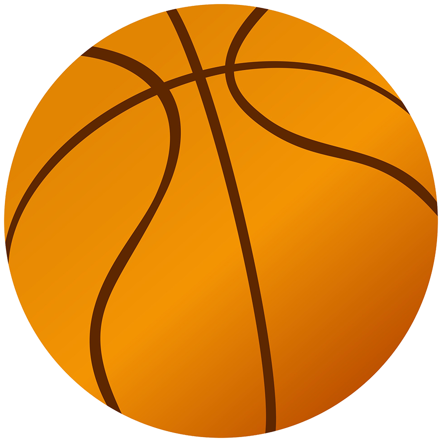 image black and white download Ball clipart. Different kinds of sports
