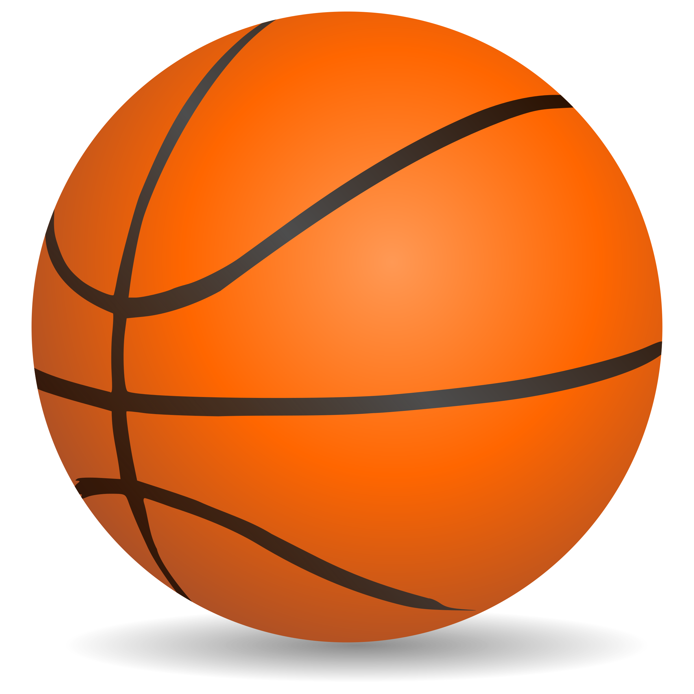 svg free stock Basketball clip pdf. Small clipart free on