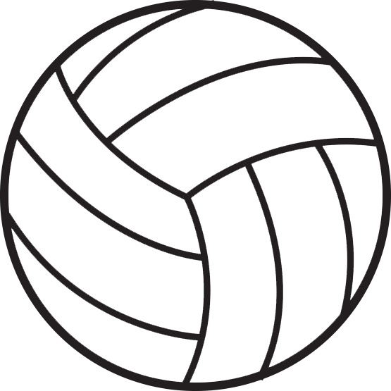 picture royalty free download Ball drawing at getdrawings. Volleyball clipart green