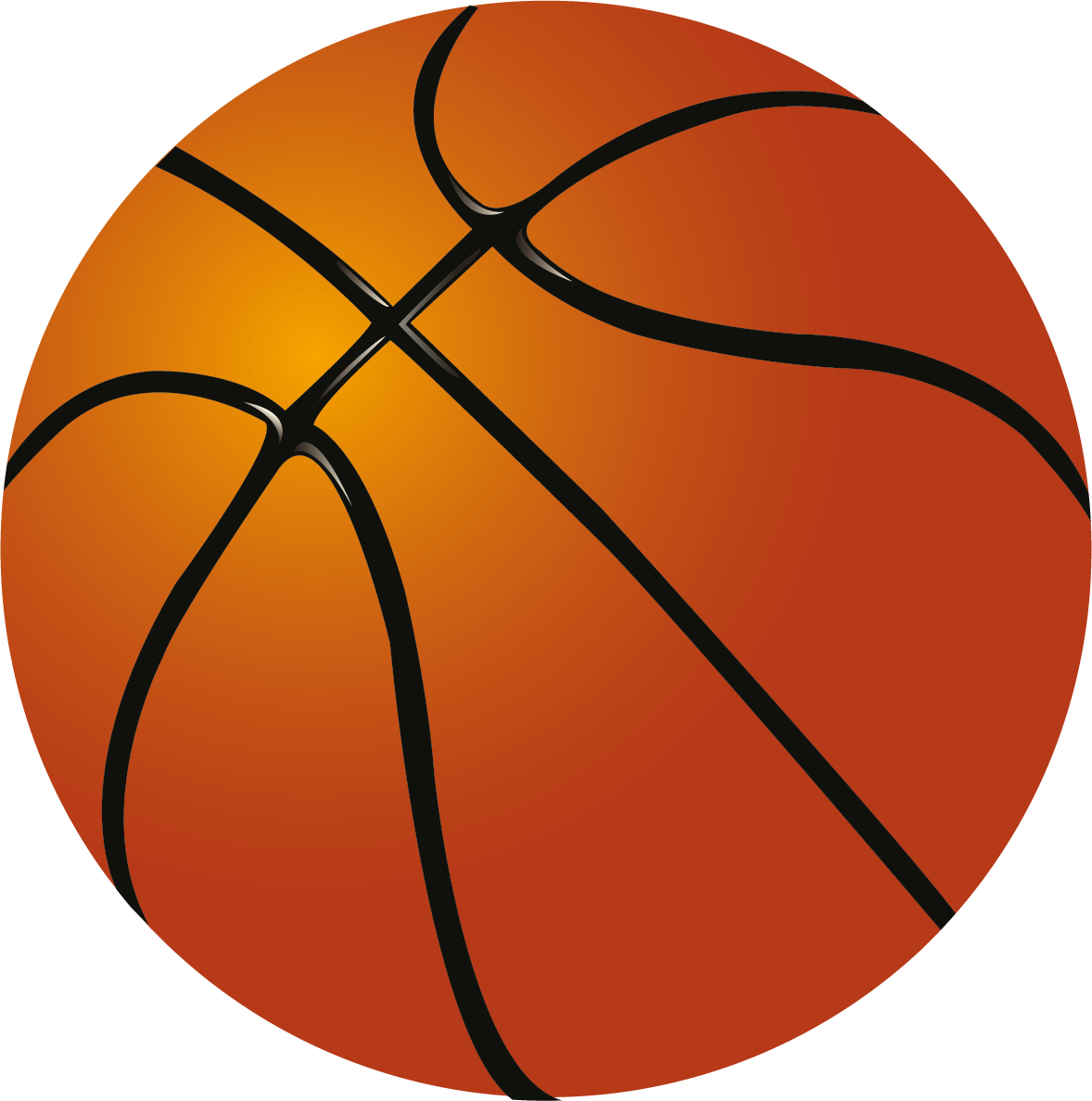 clip stock Hoop clipart. Basketball ball .