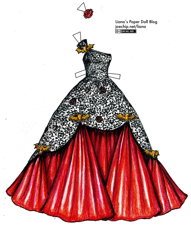 picture freeuse Ball Gowns Drawing at GetDrawings