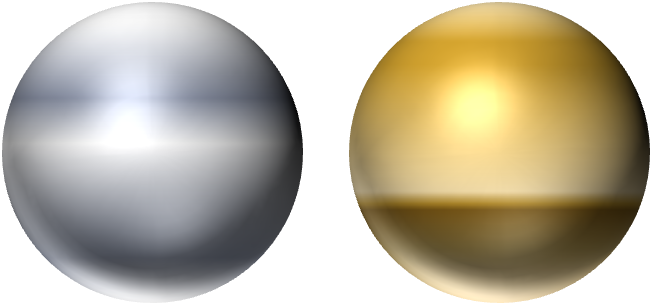 stock Drawing in powerpoint spheres. Ball transparent sphere