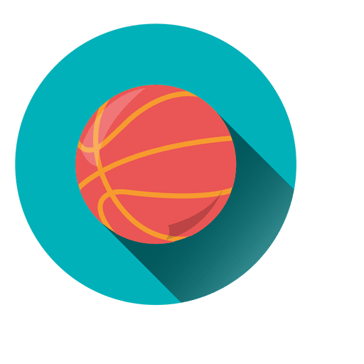 clipart transparent Circle icon transparent png. Vector color basketball