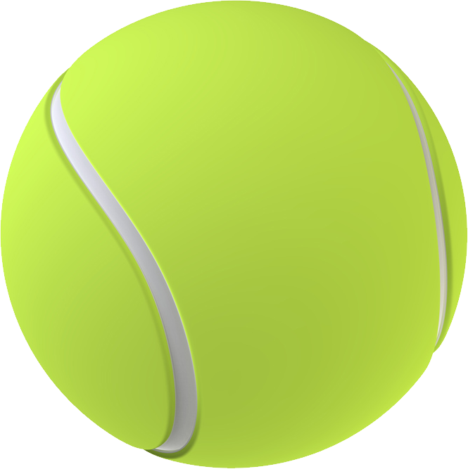 picture free Tennis png image free. Ball vector transparent