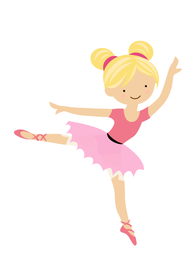 clip art library stock Little dancer png minus. Ballet clipart.