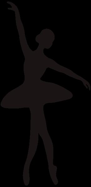 svg download Leg clipart ballerina. Silhouette of ballet dancers.