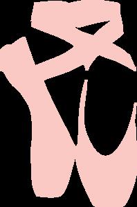 clip transparent Slippers clip art at. Ballet clipart.