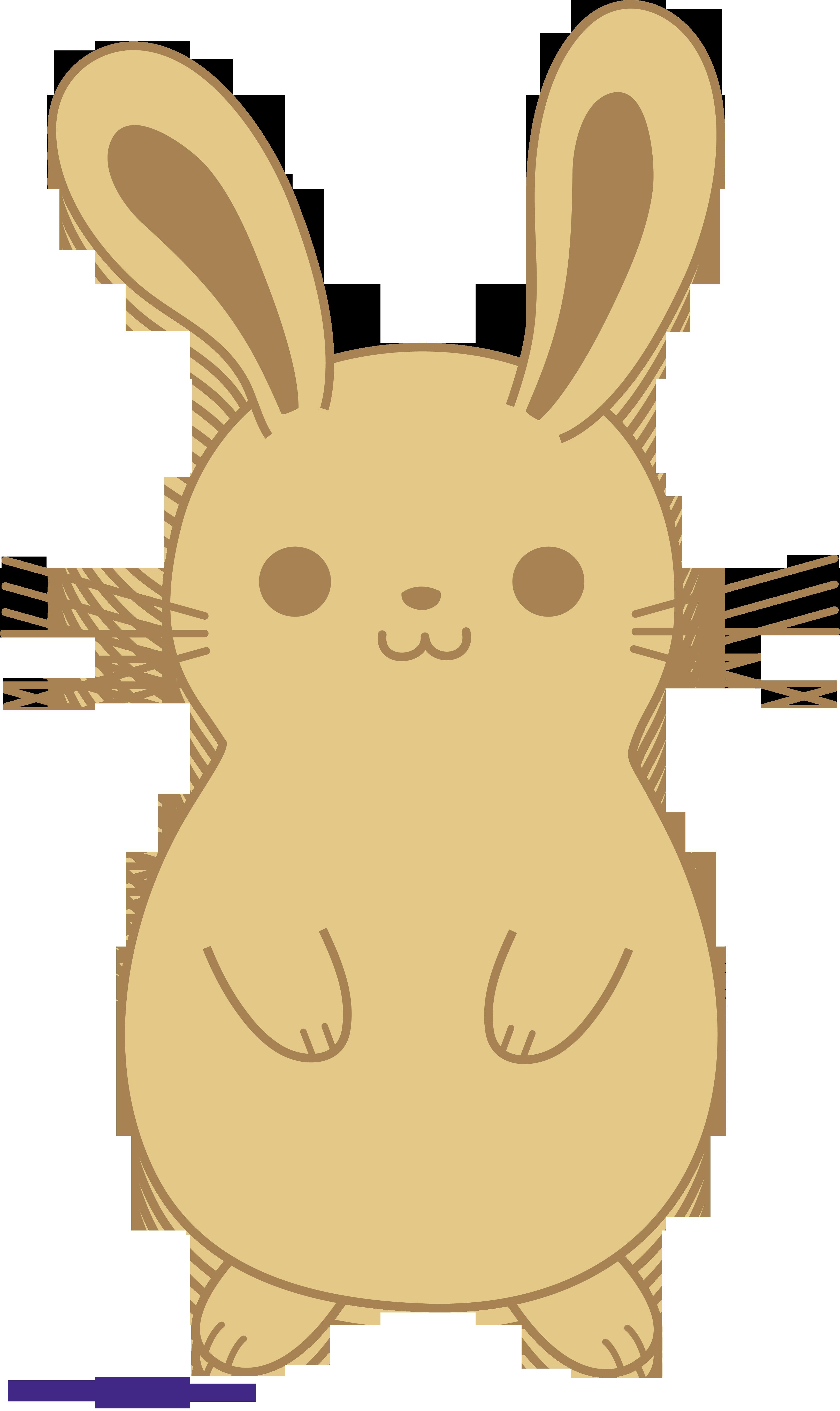 png download Rabbit cute brown sweet. Ballet clipart bunny.