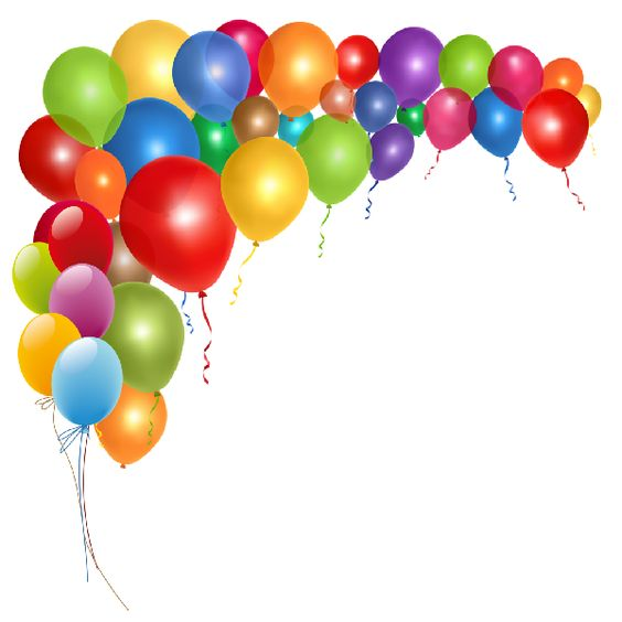 clip art royalty free Free birthday balloons cliparts. Ballon clipart birhday.