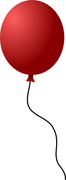 graphic library library Single clip art at. Breath clipart balloon