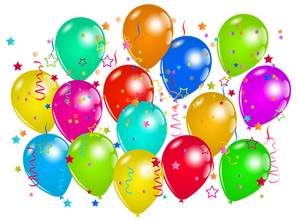 image royalty free download Balloons decoration png clipart. Vector balloon happy birthday