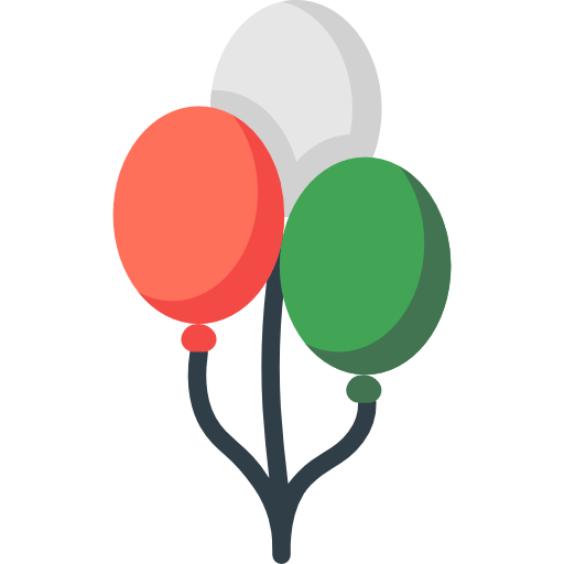 clip transparent download Balloons free gaming icons. Vector balloon flat design