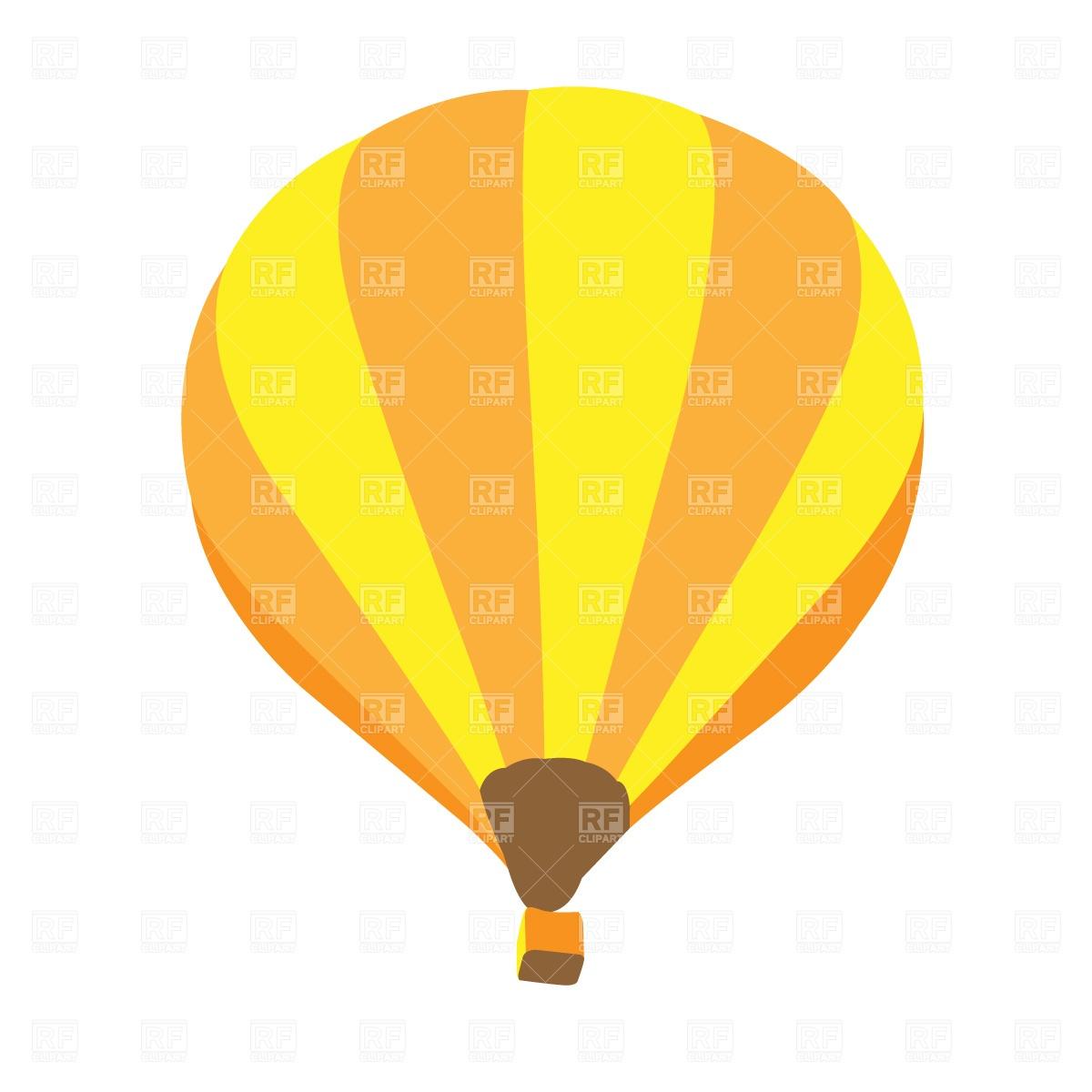 picture freeuse Baloon vector gambar. Orange balloon clipart free