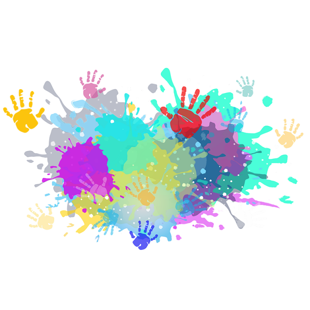 jpg black and white stock Vector color dust. Holi festival colorful colors