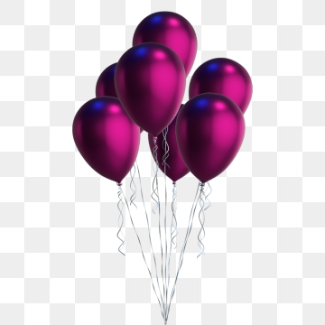 clipart library Vector balloon purple. Png psd and clipart