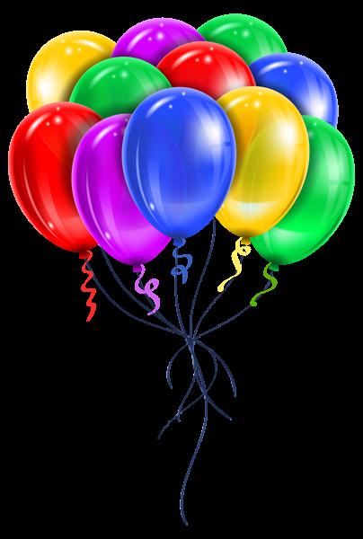 svg transparent library Transparent bouquet party celebration. Vector balloon real
