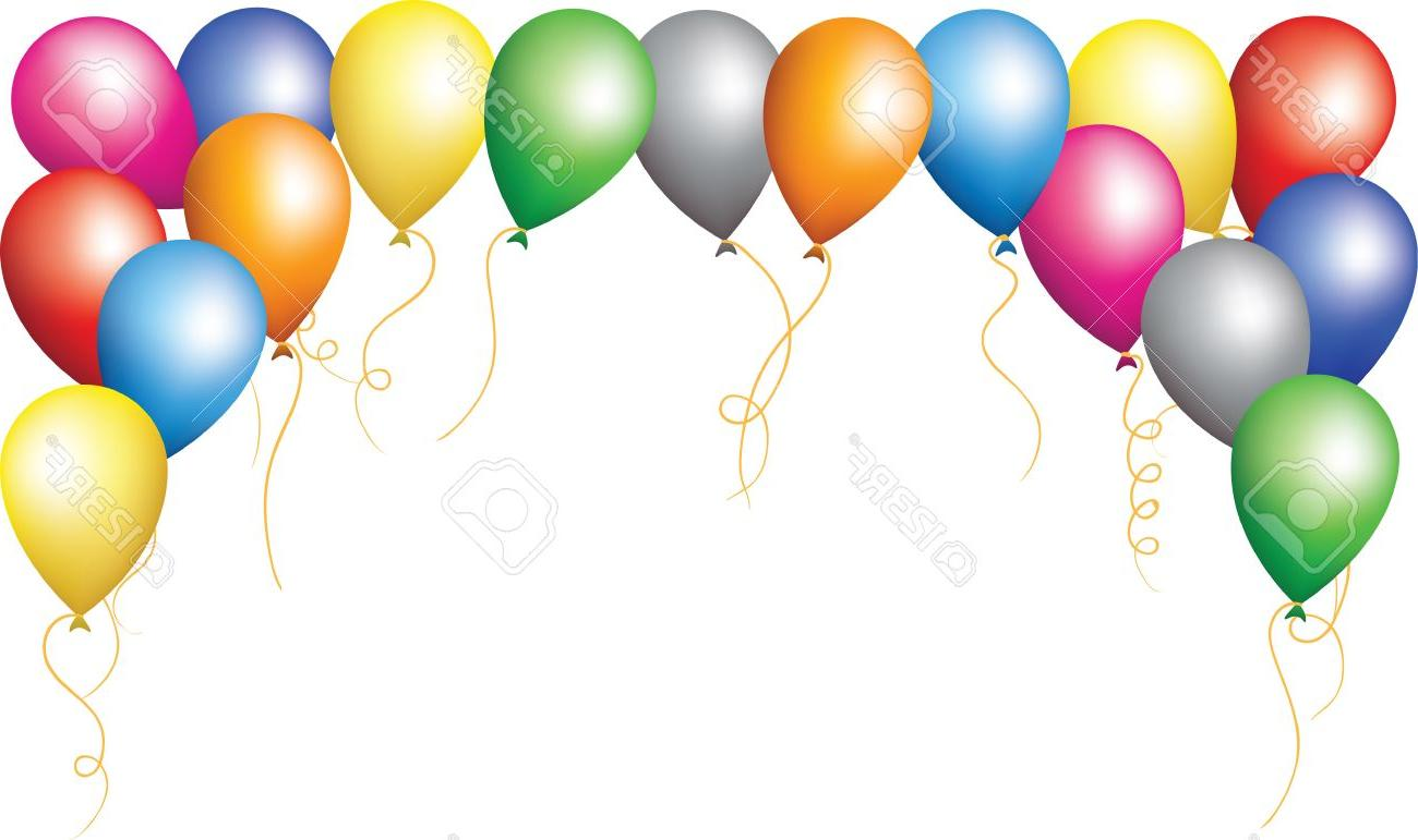clip art library Balloon borders clipart. Border free download best.