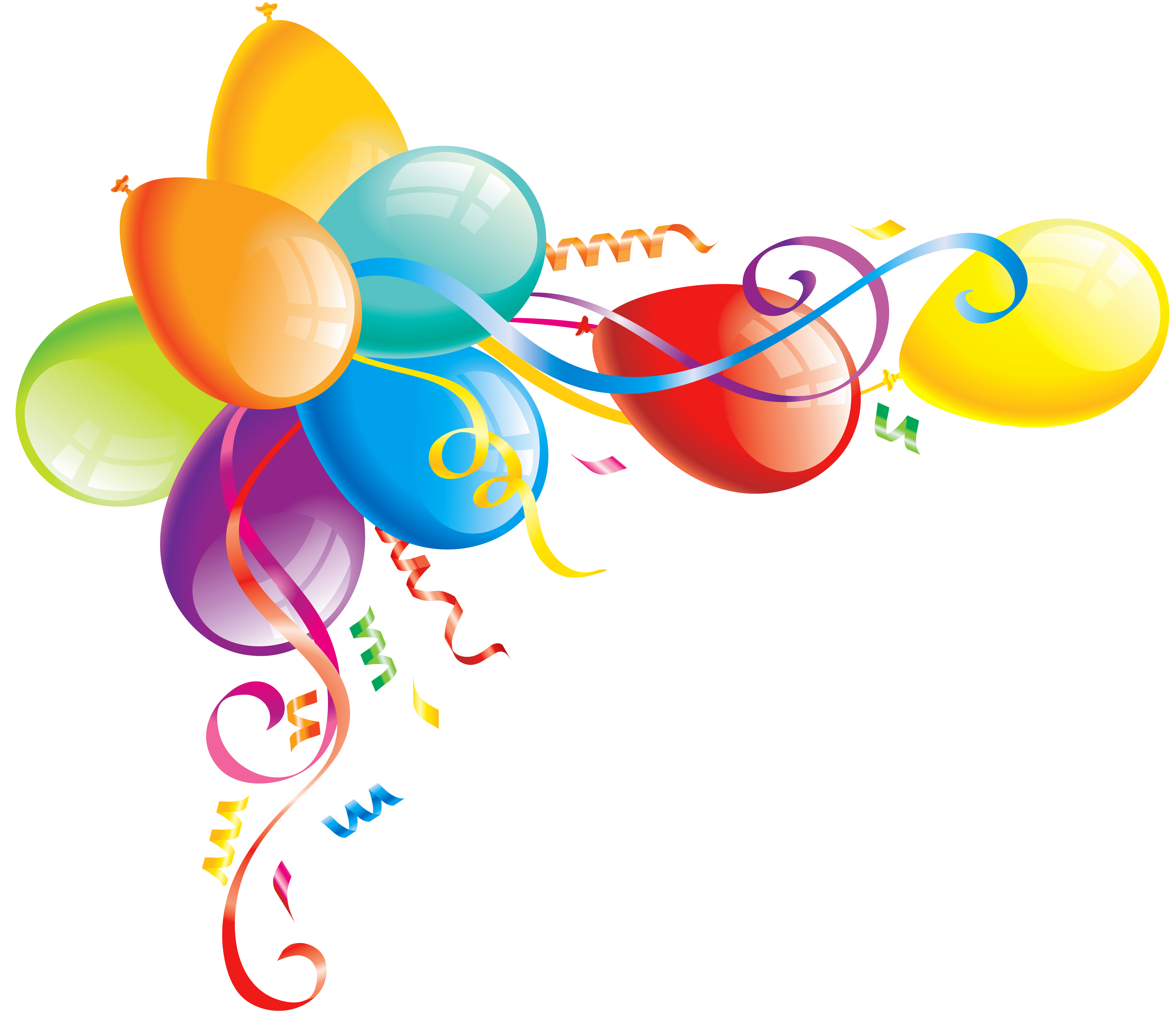 vector royalty free download Balloon clipart. Large transparent balloons gallery.
