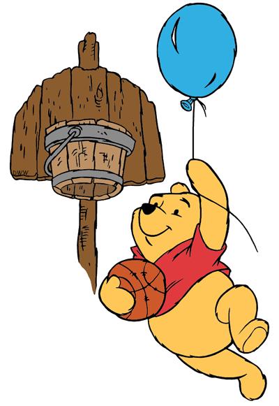 clip stock Disney Basketball Clip Art
