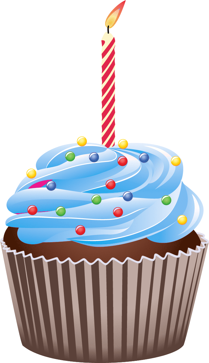 vector free Muffins clipart mini cupcake. Drawing birthday cake clip.