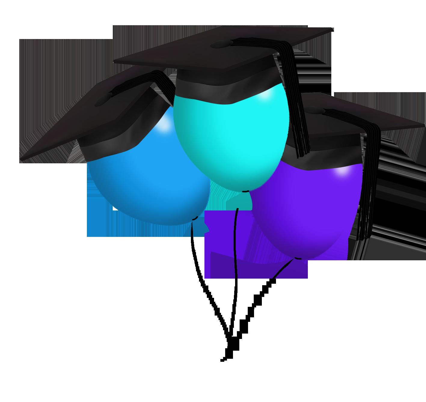 jpg stock Graduation clipart graduation hat. Balloon frames illustrations hd