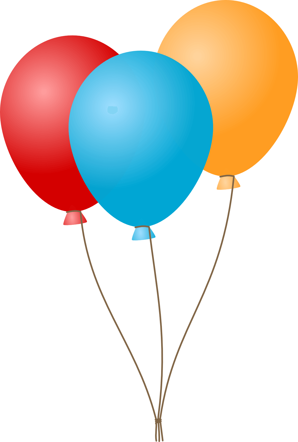 clipart royalty free Simple group balloons png. Transparent balloon