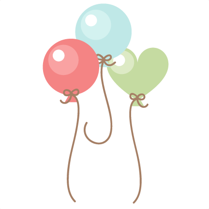 png free Cart clipart child. Silhouette balloons at getdrawings.