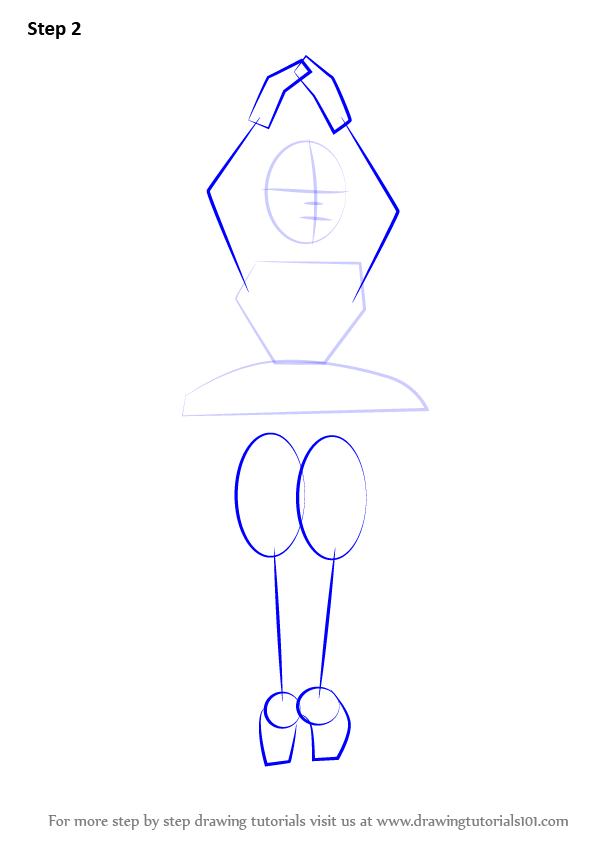 svg freeuse download Ballora drawing. Learn how to draw