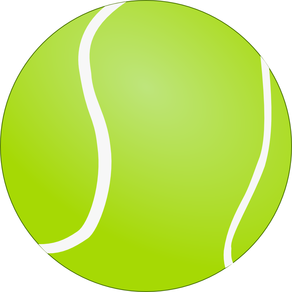 svg transparent stock Balls clipart. Tennis panda free images