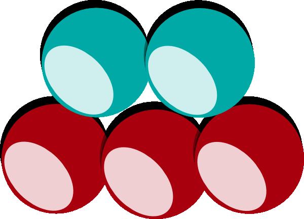 svg library download Balls clipart.  colors clip art.