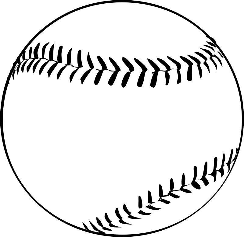 graphic library library By gerald g ball. Baseball clipart snack.