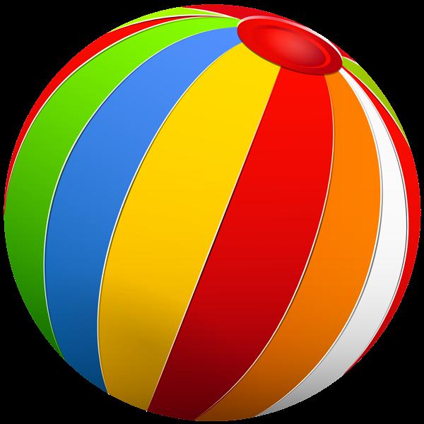 clip art library stock Balls clipart summer. Beach ball vector and