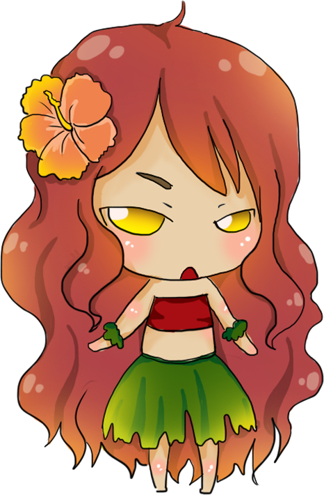 picture freeuse stock Request dark by gardd. Bamboo transparent chibi