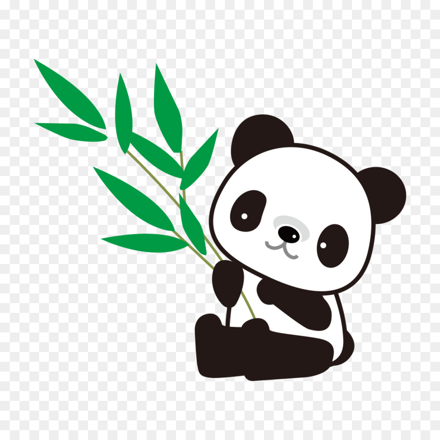 clipart library download Bamboo transparent cute cartoon. Background png download free