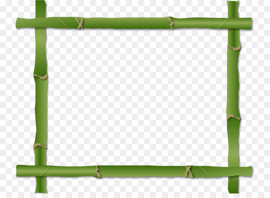 picture royalty free stock Cartoon png download free. Bamboo transparent frame borders