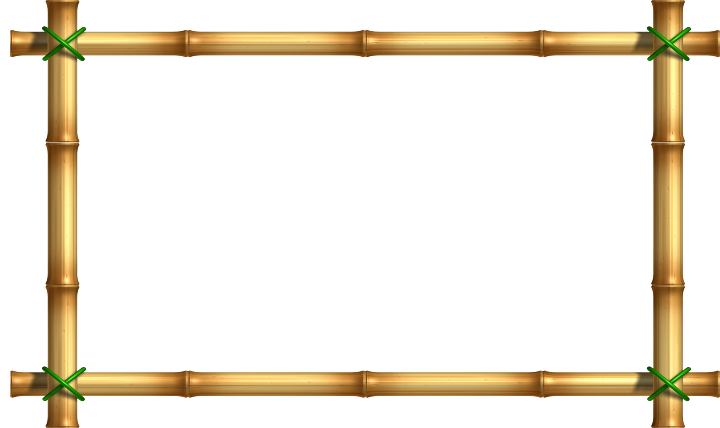 jpg freeuse download  png for free. Bamboo transparent frame borders