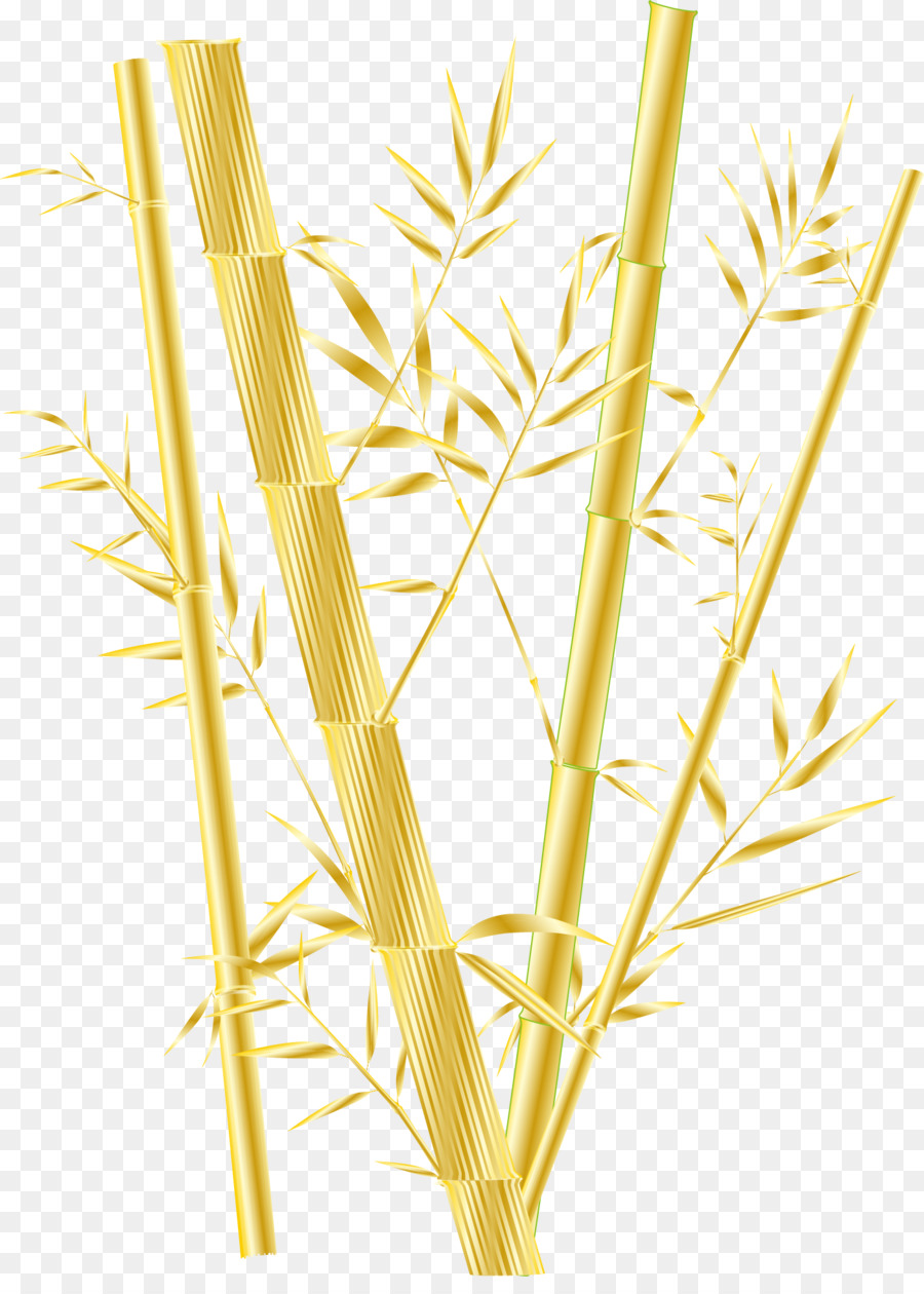 png royalty free download Bamboo transparent yellow. Background png download free