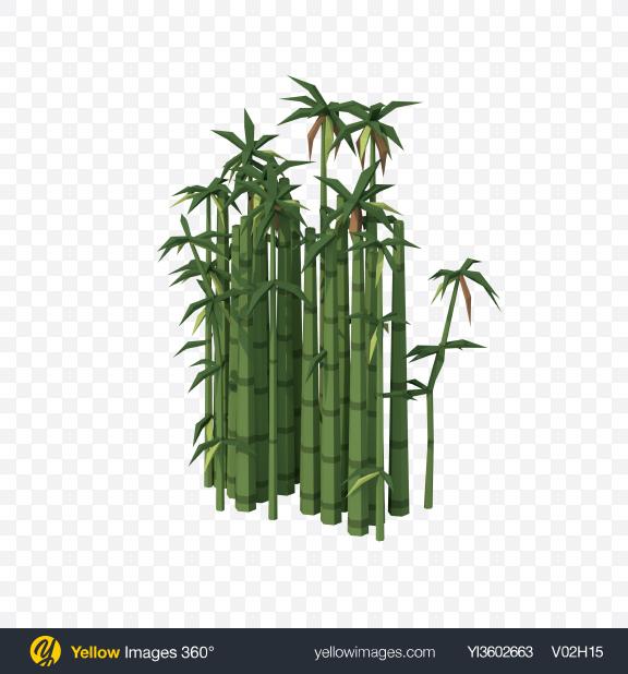 svg transparent Download low poly png. Bamboo transparent yellow