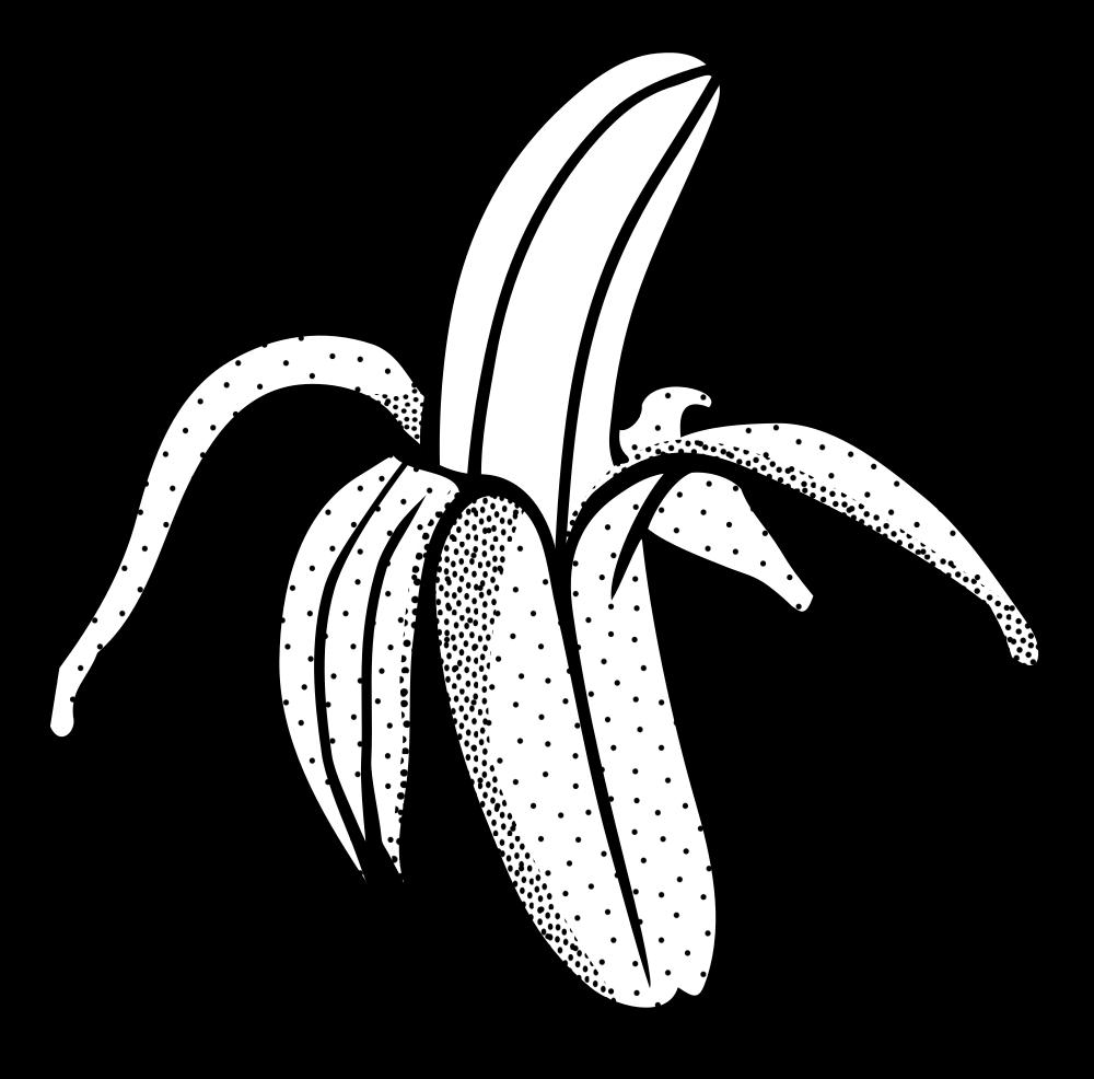 jpg free Bananas drawing ink. Onlinelabels clip art banana