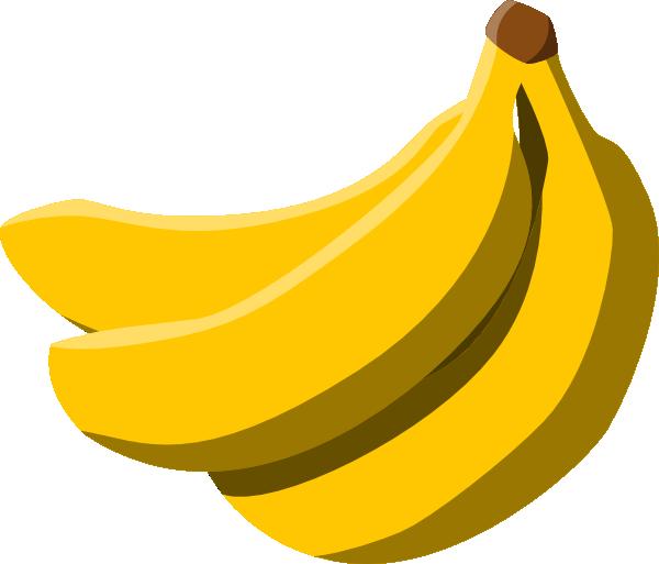 jpg royalty free library Bananas clipart 2 banana. Edited clip art at