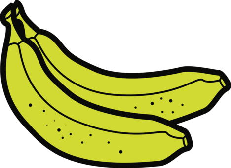clip freeuse library Banana bread Banana pudding Muffin Banana split free commercial