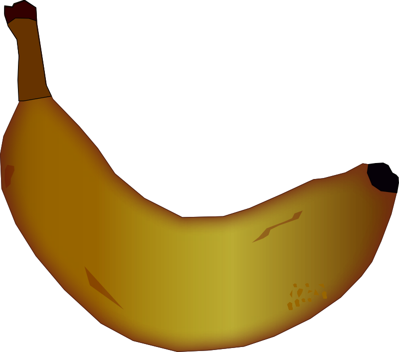 jpg  collection of clipart. Bananas vector rotten banana